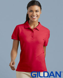 Gildan Cotton Ladies Pique Polo