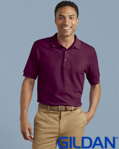 Gildan Cotton Men Pique Polo