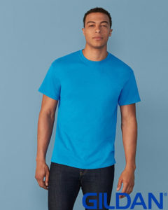 Gildan Cotton Men T Shirt