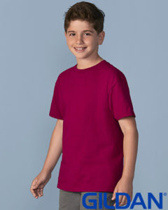 Gildan Cotton Kids T Shirt