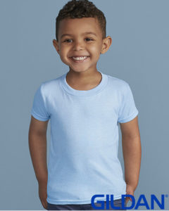 Gildan Cotton Toddler T Shirt