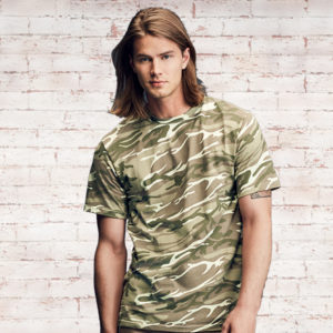 Camo T Shirts and Apparel