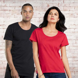 Scoop Neck T Shirts and Apparel