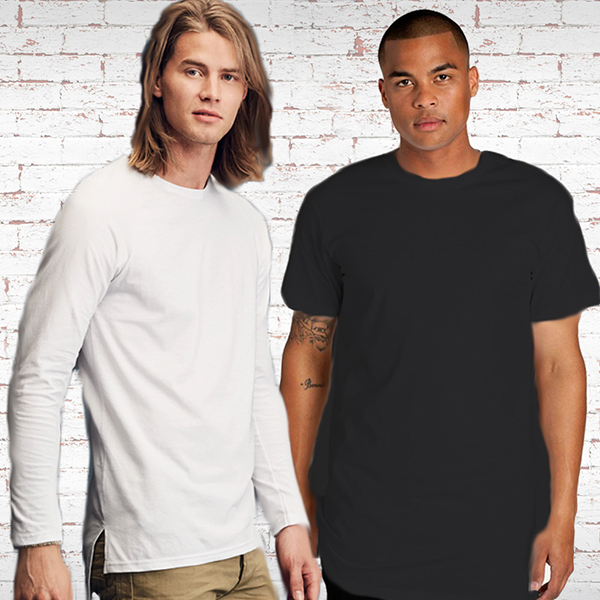 Tall T Shirts and Apparel