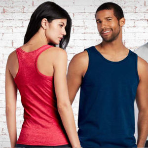Tanks and Singlets and Apparel