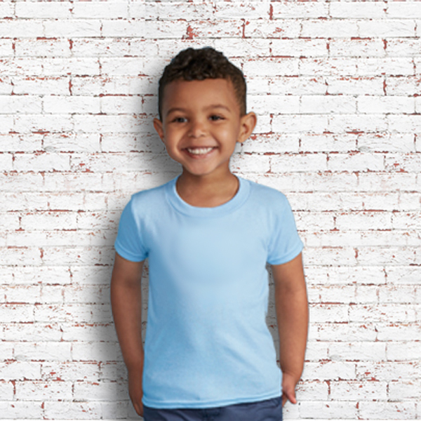 Toddler Blank T Shirts